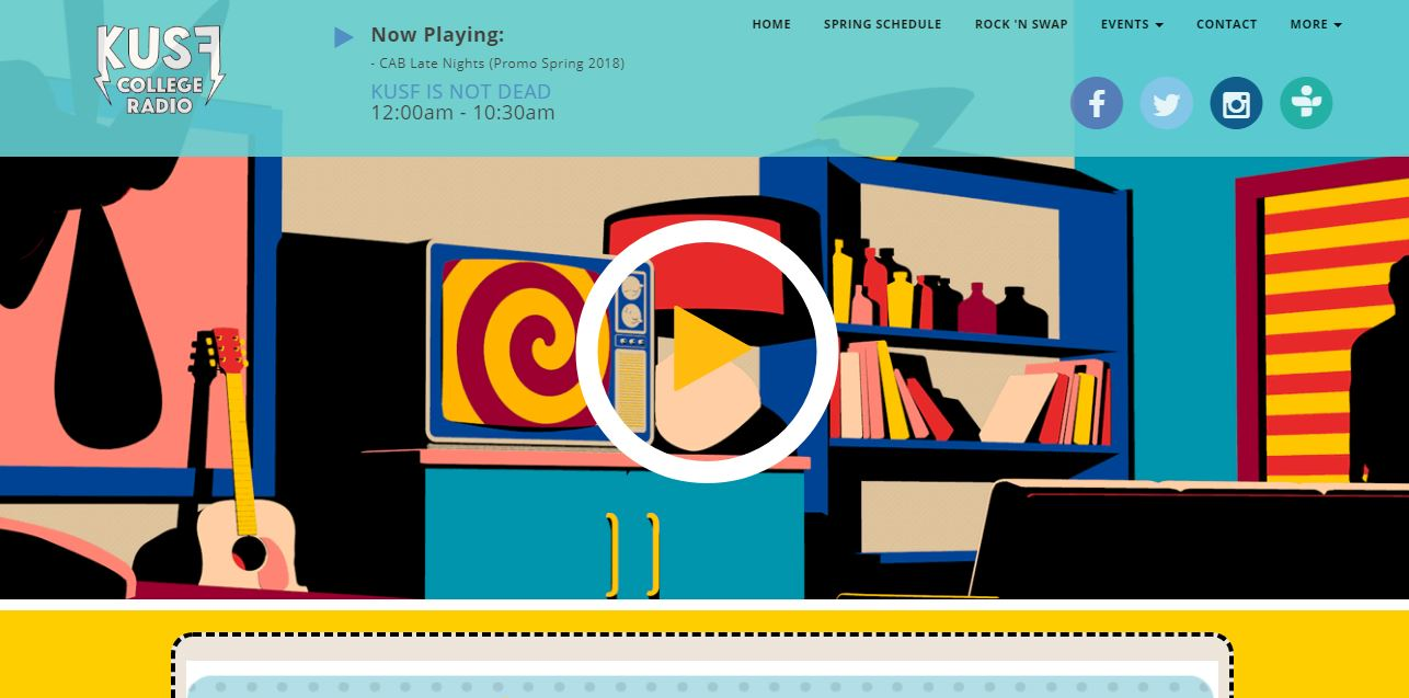 KUSF 90.3 FM — San Francisco