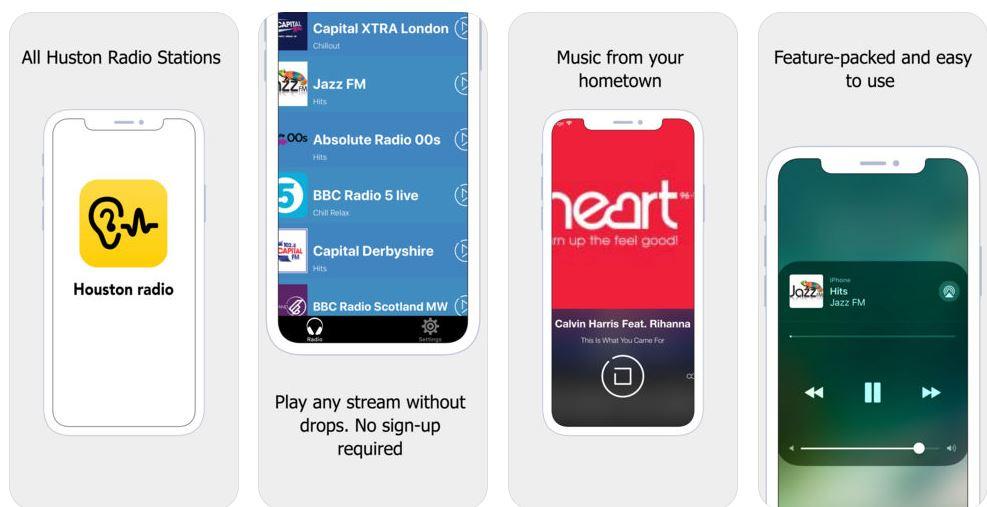 houston app