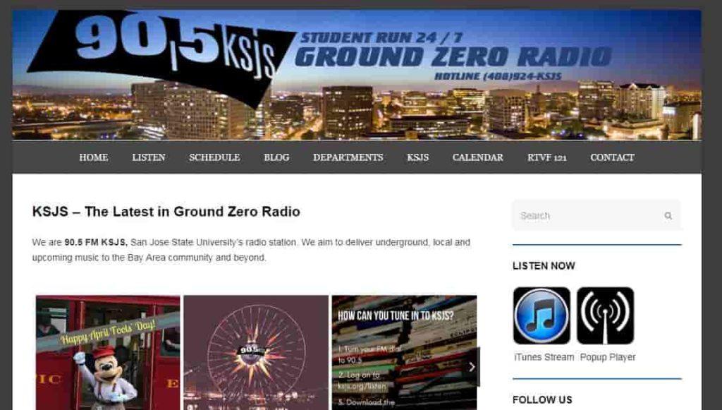 KSJS radio